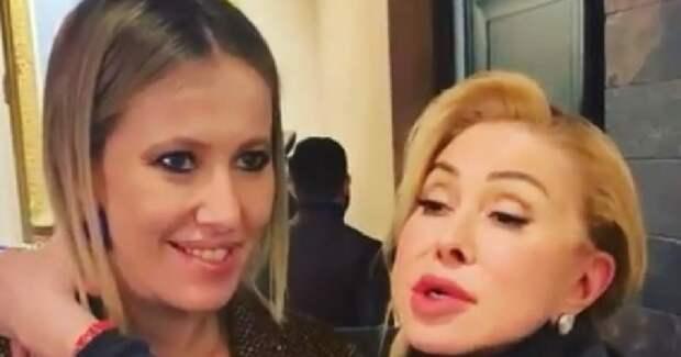 Любовь Успенская: «Собчак – не тот человек, с которым я бы хотела поддерживать дружбу»