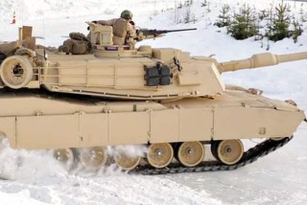 Батальон НАТО прибудет в Латвию, когда растает снег