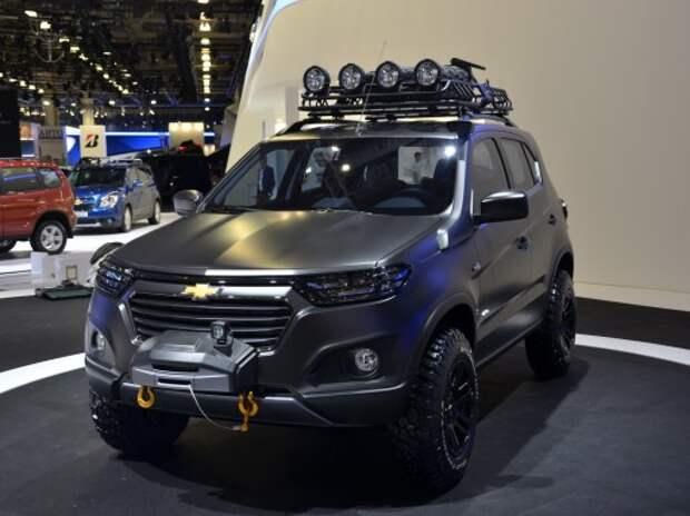 На GM-AVTOVAZ началась подготовка к производству Chevrolet Niva нового поколения