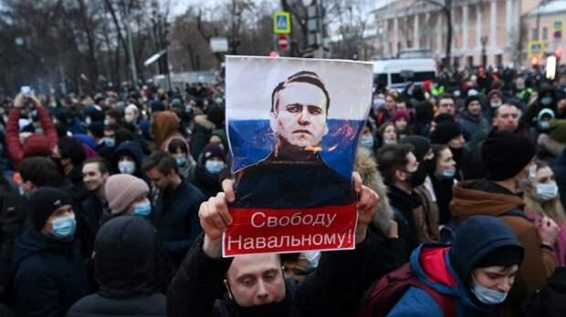Навальный вошёл в список  влиятельных людей по версии Time