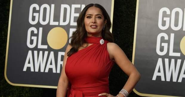 Сальма Хайек рассказала о борьбе с лишним весом после съемок