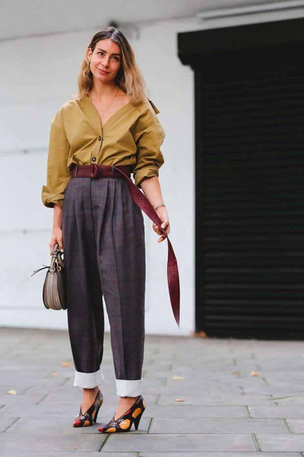 Модные брюки для женщин на осень 2020: 8 главных моделей этого сезона