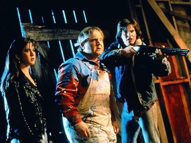 Дженнифер Энистон в «Лепреконе». актеры, кино, ужасы