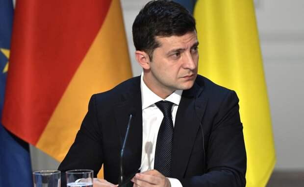 Наглая ложь: украинские СМИ высмеяли Зеленского по итогам разговора с Байденом