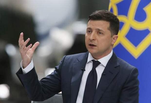 Зеленский полагает, что Украина может скоро остаться без контракта на газ