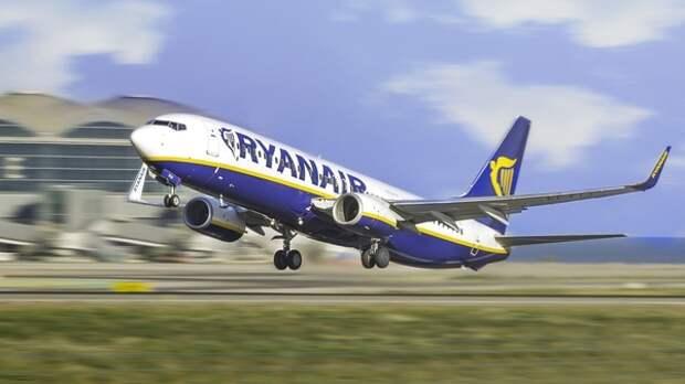 Вашингтон намерен заморозить авиасообщение с Минском после инцидента с Ryanair
