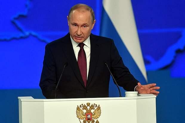 Путин призвал к прекращению насилия в палестино-израильском конфликте
