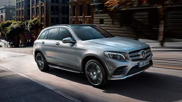 Mercedes GLC признан самым надежным автомобилем