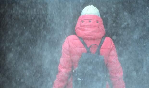 В Свердловской области объявлено штормовое предупреждение из-за 43-градусных морозов