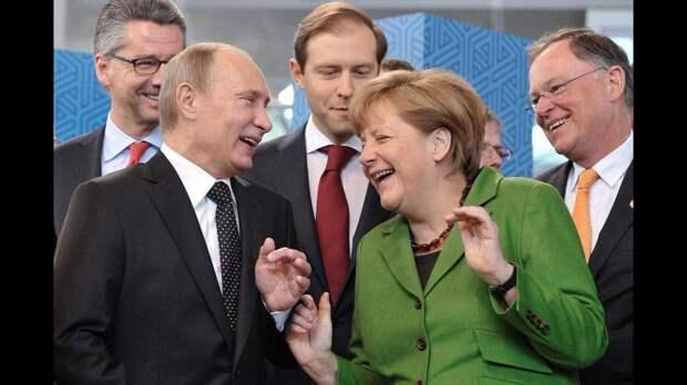 Почему Меркель так спешит встретиться с Путиным - рассказали немецкие СМИ