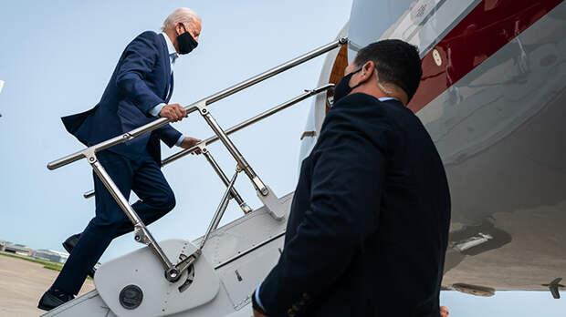 Против Путина Байден – комнатное растение. Мозг ослаб, тормоза не работают