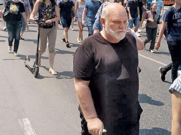 Протест в Хабаровске возглавил авторитет Пудель