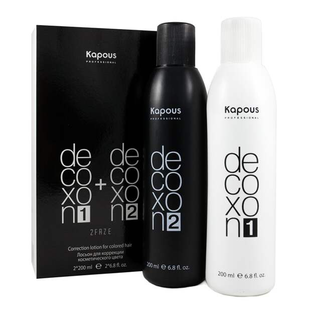 Смывка для волос «Капус»: состав, инструкция по применению, особенности использования, отзывы