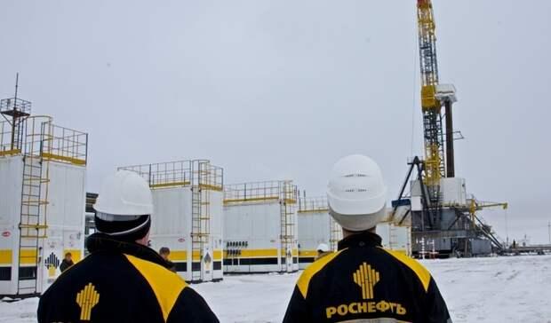 «Роснефть» зовет крупнейших нефтетрейдеров в«Восток Ойл»