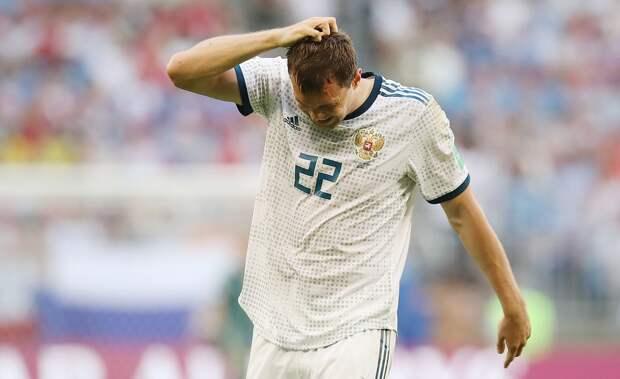 Кавазашвили: «Значит, Черчесов простил Дзюбу за, то что он сотворил на весь мир, опозорил себя, семью и сборную»