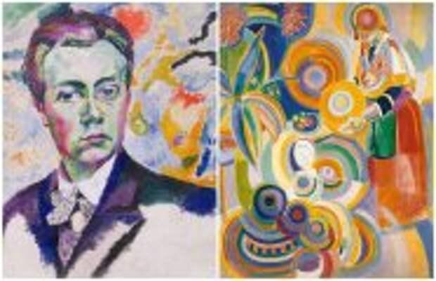 Современное искусство: Художник, которые рисовал эмоции и Эйфелеву башню: «Отец» орфизма Роберт Делоне