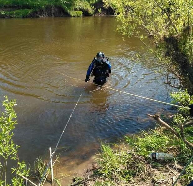 Водолазы нашли пропавшего рыбака в реке Чепца в Удмуртии