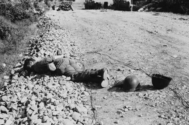 k02 0071 46 впечатляющих снимков Корейской войны
