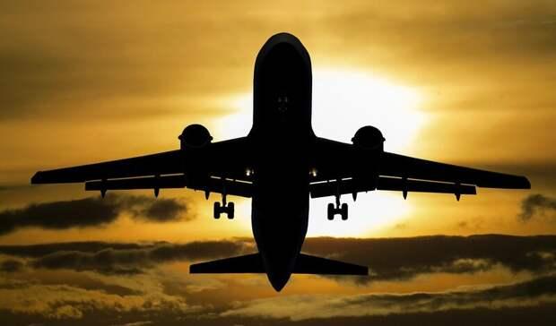 Самолет изРостова экстренно сел вВолгограде