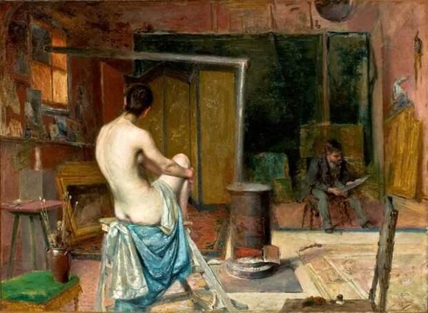 Жозе Мальоа, Мастерская художника