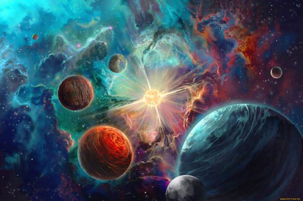 Информационое поле Вселенной - что это такое?