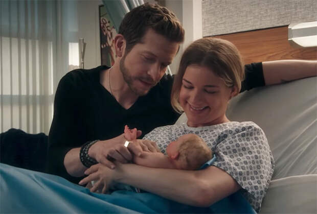 The Resident Season Finale Sneak Peek: Meet Conrad and Nic's Baby Girl!