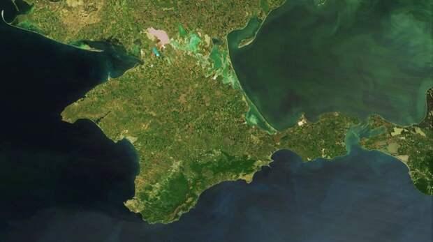 Зеленский попросил у США помощи в «возвращении» Крыма
