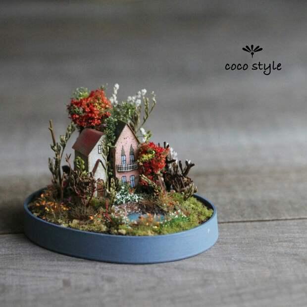 Домики COCO STYLE