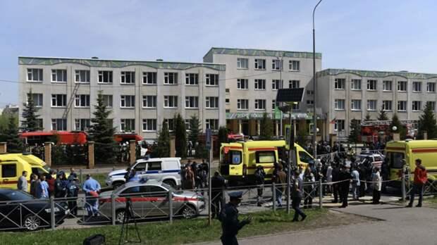 Шестеро детей в тяжёлом состоянии, двое — в крайне тяжёлом: число пострадавших в результате ЧП в Казани возросло до 23