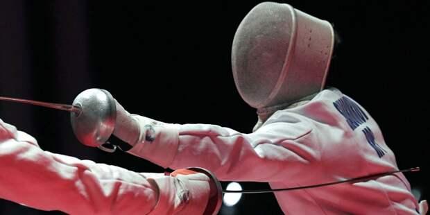 Фехтовальщик Шабуров завоевал серебро на Паралимпиаде