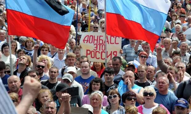 Российский сенатор не исключил интеграцию ЛДНР в РФ