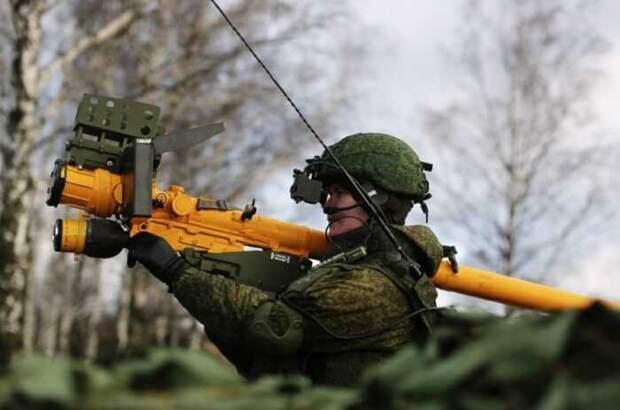 Израиль в ярости: Россия передала «Хезболле» передовой ПЗРК «Верба»